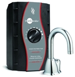 44887 Insinkerator (hot 100)invite Series Lead Free Hot Water Dispenser CAT300ISE,H-HOT100C-SS,050375019404,HOT100,HHOT100CSS,HOT1,HOT-1,INVITE,