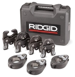 "48553 Ridgid Megapress Kit 1/2""-2"" CAT539,48553,0095691485533"