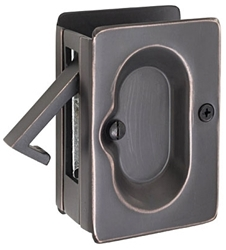 Emtek 1-3/8 To 1-3/4 Pocket Door CATEMT,MFGR VENDOR: EMTEK,PRCH VENDOR: RIWH,