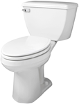 Ghe2137709 Gerber Elongated Toilet Bowl CATD132,GHE2137709,671052049820,HE-21-377-09,HE2137709,2137709,21-377-09,00671052049820