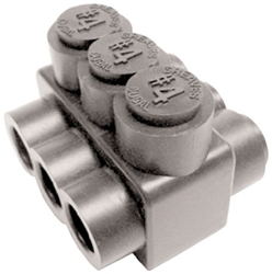 Usad2/0-3 Greaves 3 Port Dual Entry Insulated Power Connector CAT702G,USAD2/0-3,USAD2/03,078449113823,USAD203,