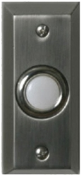 Sunway Oil Rubbed Bronze Round Lighted Door Bell Button CATSUN,DB-109-RB,DB-109-RB,DB-109-RB,DB-109-RB,78692912810