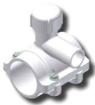 5261-24-0713-00 Continental 6 X 3/4 Or 1 Lf Ips F/m Slip Outlet Pvc Saddle CAT611W,5261PF,STPF,