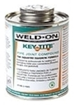 10064 Ips Corp. Key Tite 1 Pint Green Sealant CAT468I,10064,10064,KT16,27801000,40012181100644,