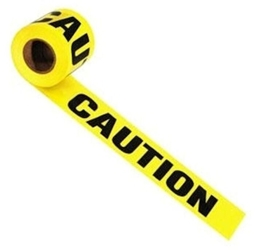 66231 Irwin 1000 Caution Tape CAT521,66231,024721710246