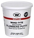 Mt3 J.c. Whitlam Make-tyte 3 Lb Stainless Putty CAT274,688544122701,MT3