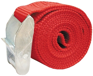 1 X 4 Ft Red Cam Strap CAT250,S20101,717510351019