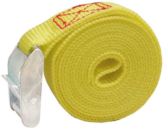 1 X 6 Ft Yellow Cam Strap CAT250,S20102,717510351026,JSS6