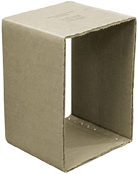 T40004 14-1/2x11-5/16x6 Coated Cardboard Tub Bx CAT250,T40004,717510800043,06440523,013805,34030,03875331330631330,3837,TB1,30610033,TX2,TB12,T40004,19628007,