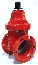 "7572-13 4067-13 8"" Lf Mj X Flg Gate Valve Less Accessories CAT645,406713,MJFGV8,MFGV8,MFGV,757213,MFG8,"