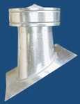 R-rjtbc4-0/12 M&m 4 Steel Tapered Roof Jack With Banded Cap CAT342M,R-RJTBC4-0/12,845927071906