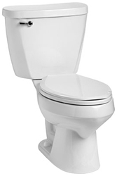 382010000 Mansfield Summit El White 1.28 Gpf 12 Ri Elongated Front Toilet Bowl CATMAN,382010000,046587105875,382WH,382,MEB