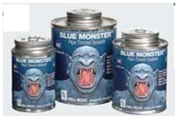 76009 Blue Monster 1/4 Pint Thread Sealant CAT514,76009,038091760091