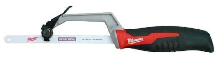 10 In Compact Hack Saw 48-22-0012 Milwaukee CAT532,48-22-0012,045242204571,MHT