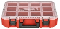14 10 Compartment Storage Box 48-22-8030 Milwaukee CAT532,48-22-8030,48228030,731161043826