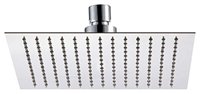 Mt11-12/brn Mountain Plumbing 1.6 Gpm Rain Brushed Nickel Showerhead CATMOU,MT11-12/BRN,MSBN,MPH,MTH,MT1112NRN,MFGR VENDOR: MOUNTIN,