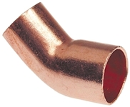 1 (1-1/8 Od ) Copper 45 Street Elbow Ftgxc Dom CAT451,606-2,CST45G,31206,68576831206,CUP45S10,W03344,03344,WP6-2,50039923312063,CS45F,039923312068,685768209607,683264312067,