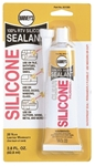 031305 Harvey 2.8 Oz Squeeze Tube Clear Silicone Sealant CAT195,031305,10078864313052,SCC,DAP,075339008201,078864313055
