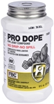 15420 Oatey Pro Dope 1/2 Pint Gray Sealant CAT275,032628154209