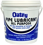 30601 Oatey Pipe Lubricant Gallon CAT306M,30601,038753306018,717510383751