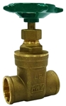 1 Swt Nrs Brass Gate Valve 200# Wog CAT220RW,268AB1,670779258065,SI8G,SI8,SGVG