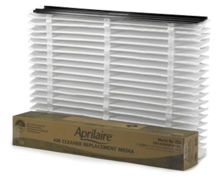 213 Aprilaire 25 X 4 X 20 Merv 13 Air Cleaner Replacement Media CATAPR,213,686720002137