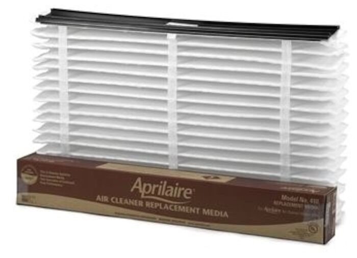 410 Aprilaire 25 X 4 X 16 Merv 11 Air Cleaner Replacement Media CATAPR,686720004100