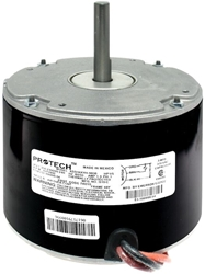51-100999-04 Protech 1/5 Hp 208/220/230 Volts 1 Ph 1075 Rpm Condenser Motor CAT330R,51-100999-04,662766288148,5110099909,5110099904,33012100,RCM2,825RPM,CM15