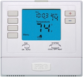 Pd411061 T-705 Protech Pro1 Single Stage 1 Heat/1 Cool Programmable Thermostat CAT330PR,T705,689076824361,PRO1,87500092,PROT705,411061,PRO1T705,662766469912