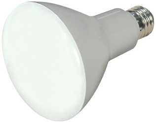 S9622 Satco Br30 Led 750 Lumens 4000k E26 Medium Base Frosted Light Bulb CAT766,S9622,045923096228,MFGR VENDOR: SATCO,PRCH VENDOR: SATCO,SATS9622