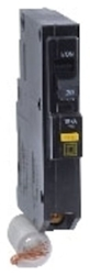 Qo120gfi Schneider Electric 20a 120v 1 Pole Qo-gfi Plug-on Circuit Breaker CAT746,QO120GFI,MFGR VENDOR: SQD,PRCH VENDOR: BU,
