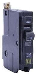 Qob120 Schneider Electric 20a 120/240v 1 Pole Qob Bolt-on Circuit Breaker CAT746,QOB120,