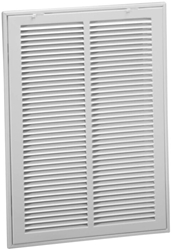 01151818cw 170ff 111 18 X 18 Bright White Steel Return Air Filter Grille CAT350,08751505,1111818,SEL1111818,111,170FF1818,999000035399,053713870453,1151818,FG18,053713869174,SEL01151818CW