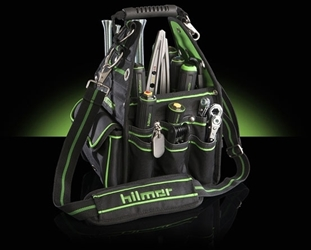 1839078 Hilmor Tools 27 Pocket Tote With Padded Shoulder Strap CAT381D,1839078,00885363013801,885363013801,20885363013805