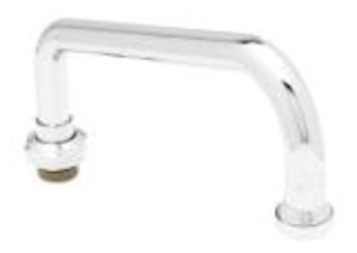 060x T&s Brass Chrome Plated Faucet Spout CAT168,060X8,60X8,60X,999000012152,060X,060-X,TSS,671262071246