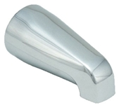 82003  3/4 Polished Chrome Back Inlet Filler Tub Spout CATFAU,82003,671231820035,