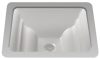 Lt626g.01 Toto Aimes Cotton 1 Hole Under Counter Bathroom Sink CATTOT,LT626G01,739268162204