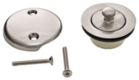 4t-1902c-30 Trim To The Trade 1-5/8 Polished Nickel Bath Drain Conversion Kit CAT176,4T1902C30,MFGR VENDOR: I,PRCH VENDOR: I,