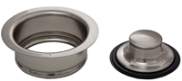 4t-209k-31 Trim To The Trade 1-7/16 Satin Nickel Disposal Flange CAT176,4T209K31,082568984531,82568984531