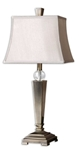 26267 D-w-o Uttermost Mantello 2 Per Box Lamps 13x13 CATOUTT,26267,