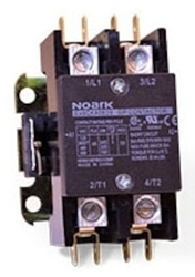 N4162 Global The Source 2 Pole 40 Amps 120 Volts Contactor CATGLO,