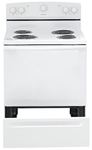 Amana 30 Electric Range White CAT302A,883049408446