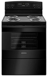 Amana 30 Electric Range Black CAT302A,883049410357