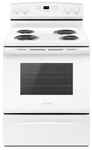 Amana 30 Electric Range White CAT302A,883049410340