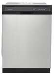 Amana Adb1400ags Dishwasher Full Console Stainless Steel Built-in 23-7/8 In CAT302A,883049440361