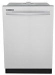 Amana 23-7/8 Fully Integrated Dishwasher Stainless Steel CAT302A,ADB1500ADS,883049355009