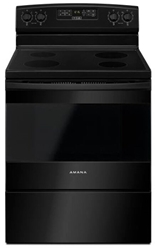 Amana 30 Electric Range Black CAT302A,883049411415