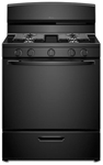 Amana 30 Natural Gas Range Black CAT302A,AGR4230BAB,883049283623,SJGS