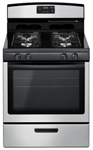 Amana 30 Natural Gas Range Stainless Steel CAT302A,AGR5330BAS,883049283654