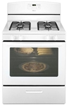 Amana 30 Natural Gas Range White CAT302A,AGR5330BAW,883049283661